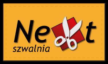NEXT SZWALNIA Logo